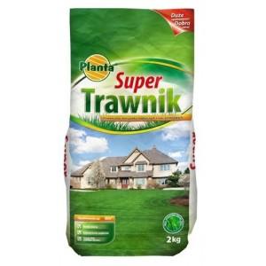 Trawa Super trawnik 2kg Planta