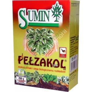 Pełzakol GR 250 g zwalcza ślimaki Biodegradowalny SUMIN